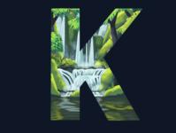 K: 36 Days of Type
