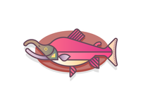 Sockeye Salmon (45/365)