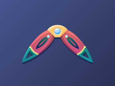 Boomerang (Ocarina Edition) (116/365)