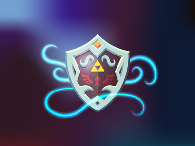 Hylian Shield Designs Themes Templates And Downloadable Graphic Elements On Dribbble