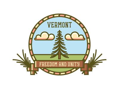 Vermont Crest (266/365)