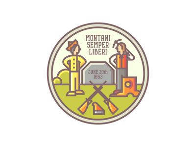 West Virginia Crest (269/365)