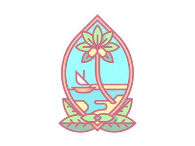 Guam Crest (273/365)
