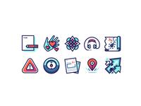 Levelup Icon Set