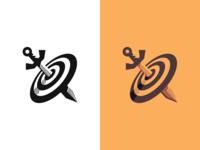 Unused Logo: Sword and Target