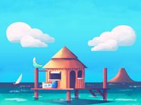 Tropicalpolehouse texture instagram