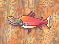 Sockeye Salmon Revisit: Texture
