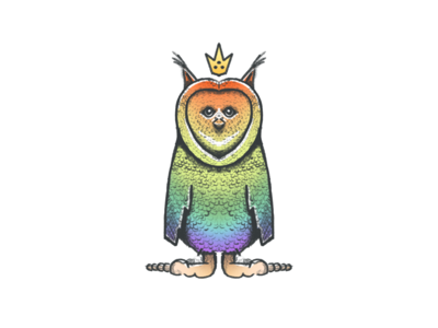 Totally Normal Owl