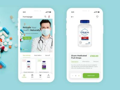 Healthcare app healthcare app