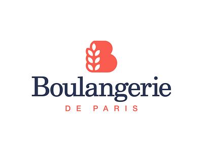 Boulangerie symbol logodesign icon sign logotype logo bread bakery boulangerie