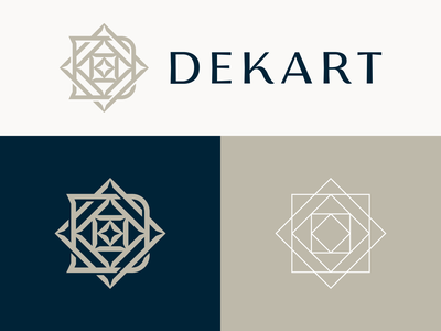 DEKART symbol logodesign logotype sign icon logo