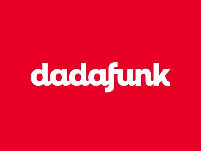 dadafunk wordmark design logodesign word funk wear typographi branding lettering logotype sign icon logo