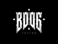 Boog tattoo