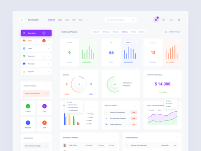 Projects Templates symbols adobe xd ui kit interface web ui sketch ux dashboard download template dashboad
