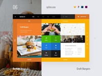 06 Burger, Section Design Kit
