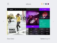 11 Dance, Section Design Kit