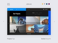 65 Projects, Section Design Kit