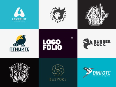 Logofolio vol.01 design graphic symbol mark logotype logo