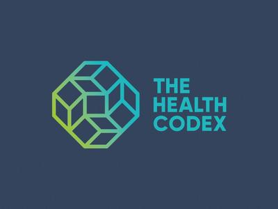 The Health Codex being well cube symbol mark logo geometry sacred codex health