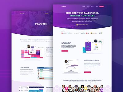 enerjoy website design web web design