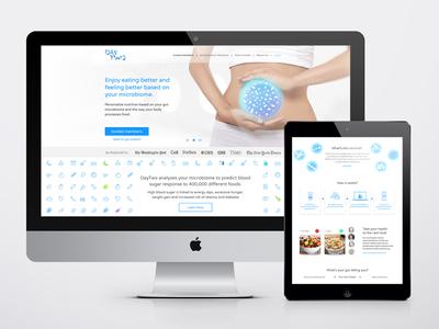 DayTwo website