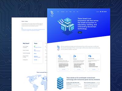 Tesoz-il website website blockchain