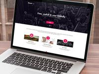 Shoot.ing responsive website