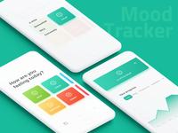Mood Tracker App Concept