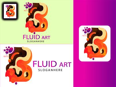 b abstract logo fluid art typography social media campaign minimal logo design illustrator b logo fluid art fluid art b 3d b abstract vector graphic design logo design illustration business card brochure branding banner abstract logo 3d