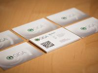 GIGA Business Cards
