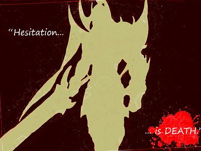 LoL Darkin Aatrox design illustration graphic design