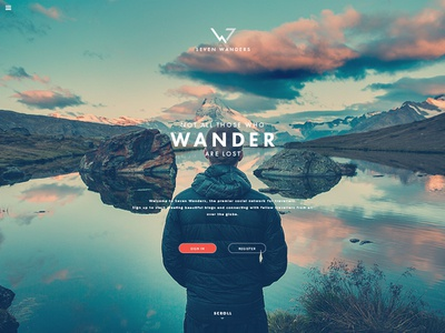 Seven Wanders Home Page
