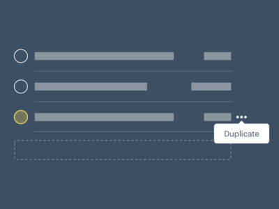 """Duplicate any tasks in Todoist"" blog post image duplicate blog image todoist"