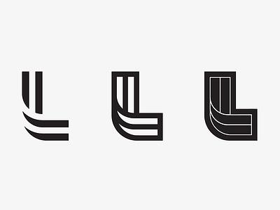 L exploration illustration pixel vector branding logo icon symbol mark letter l