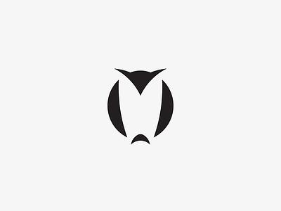 Owl vector branding exploration illustration icon symbol mark logo bird animal nature owl