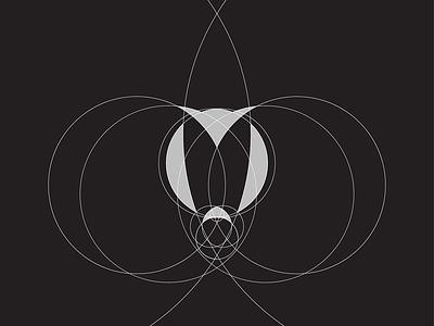Owl Grid grid branding exploration illustration icon symbol mark logo bird animal nature owl
