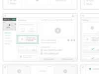 Web App UX Concepts