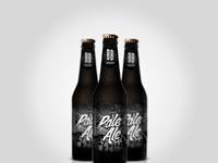 Bottle of beer mock up 2