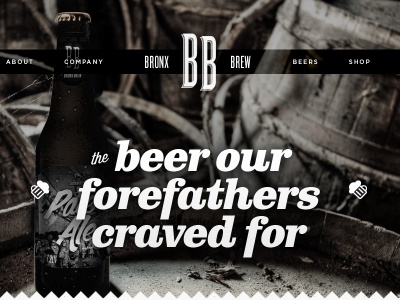 Bronx Brew Website