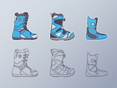 Snowboard pack №1