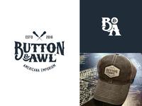 Button & Awl Logo