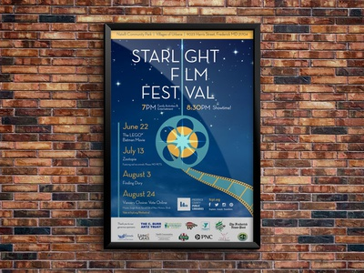 Starlight Film Festival Poster