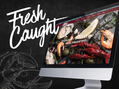 Lighthouse Seafood & Deli Website