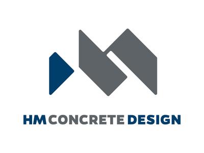 HM Concrete Design Final Logo