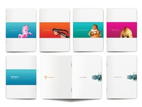 8vo field notes dribbble