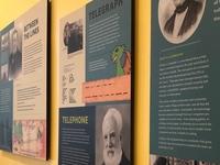 Hands on Exhibit Displays for Heritage Frederick