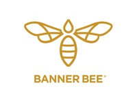 Banner Bee Company Logo