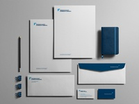 Frederick chamber stationery dribbble