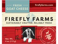 Fresh Goat Cheese Label
