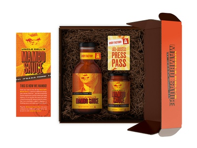 Uncle Dell's Mambo Sauce Press Kit